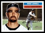 2005 Topps Heritage #103  Mike Lowell  Front Thumbnail