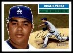 2005 Topps Heritage #83  Odalis Perez  Front Thumbnail