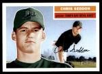 2005 Topps Heritage #119  Chris Seddon  Front Thumbnail