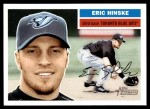 2005 Topps Heritage #285  Eric Hinske  Front Thumbnail