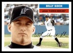 2005 Topps Heritage #315  Billy Koch  Front Thumbnail