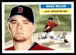 2005 Topps Heritage #299  Wade Miller  Front Thumbnail