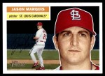 2005 Topps Heritage #288  Jason Marquis  Front Thumbnail