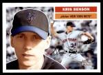 2005 Topps Heritage #224  Kris Benson  Front Thumbnail