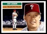 2005 Topps Heritage #355  Jon Lieber  Front Thumbnail