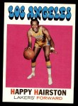 1971 Topps #25  Happy Hairston   Front Thumbnail