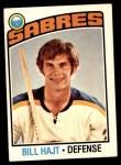 1976 O-Pee-Chee NHL #128  Bill Hajt  Front Thumbnail