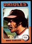 1975 Topps Mini #410  Mike Cuellar  Front Thumbnail