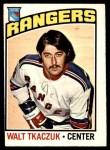 1976 O-Pee-Chee NHL #220  Walt Tkaczuk  Front Thumbnail