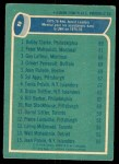 1976 O-Pee-Chee NHL #2   -  Bobby Clarke / Peter Mahovlich / Guy LaFleur / Gil Perreault / Jean Ratelle Assists Leaders Back Thumbnail