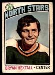 1976 O-Pee-Chee NHL #13  Bryan Hextall  Front Thumbnail