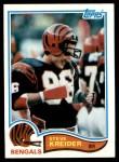 1982 Topps #49  Steve Kreider  Front Thumbnail