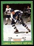 1973 Topps #128  Lowell MacDonald   Front Thumbnail