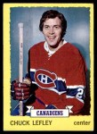 1973 Topps #154  Chuck Lefley   Front Thumbnail