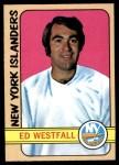 1972 Topps #159  Ed Westfall  Front Thumbnail
