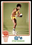 1973 Topps #213  Stew Johnson  Front Thumbnail