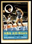 1973 Topps #250  Artis Gilmore  Front Thumbnail