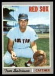 1970 Topps #581  Tom Satriano  Front Thumbnail