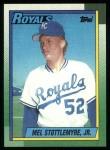 1990 Topps #263  Mel Stottlemyre Jr.  Front Thumbnail
