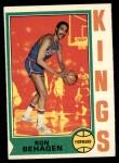1974 Topps #11  Ron Behagen  Front Thumbnail