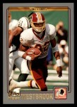 2001 Topps #40  Michael Westbrook  Front Thumbnail