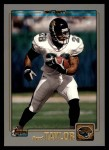 2001 Topps #141  Fred Taylor  Front Thumbnail