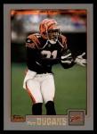 2001 Topps #220  Ron Dugans  Front Thumbnail