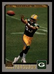 2001 Topps #363  Robert Ferguson  Front Thumbnail