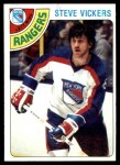 1978 Topps #55  Steve Vickers  Front Thumbnail