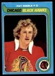 1979 Topps #199  Pat Ribble  Front Thumbnail