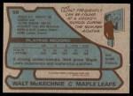1979 Topps #68  Walt McKechnie  Back Thumbnail