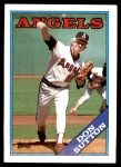 1988 Topps #575  Don Sutton  Front Thumbnail