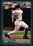 2001 Topps #43  Brook Fordyce  Front Thumbnail