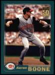 2001 Topps #79  Aaron Boone  Front Thumbnail