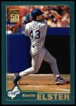 2001 Topps #163  Kevin Elster  Front Thumbnail