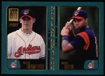 2001 Topps #360  Derek Thompson / Corey Smith  Front Thumbnail