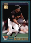 2001 Topps #715  Emil Brown  Front Thumbnail