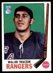 1969 Topps #43  Walt Tkaczuk  Front Thumbnail