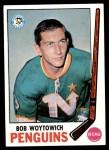 1969 Topps #113  Bob Woytowich  Front Thumbnail