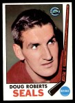 1969 Topps #81  Doug Roberts  Front Thumbnail