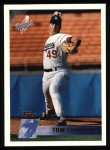 1996 Topps #153  Tom Candiotti  Front Thumbnail
