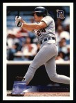 1996 Topps #190  Travis Fryman  Front Thumbnail