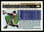 1996 Topps #288  Bip Roberts  Back Thumbnail