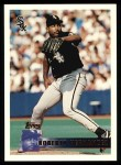 1996 Topps #405  Roberto Hernandez  Front Thumbnail