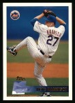 1996 Topps #333  Pete Harnisch  Front Thumbnail