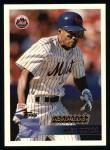 1996 Topps #339  Alex Ochoa  Front Thumbnail