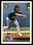 1996 Topps #368  Dennis Eckersley  Front Thumbnail