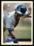 1996 Topps #402  Chad Fonville  Front Thumbnail
