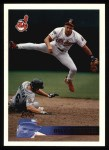 1996 Topps #84  Omar Vizquel  Front Thumbnail