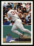 1996 Topps #143  Mike Greenwell  Front Thumbnail